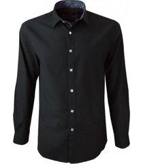 camisa jacquard slim fit potros