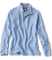 longport lightweight quarter-zip sweatshirt