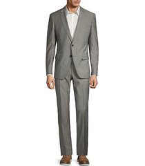 classic-fit genius wool suit