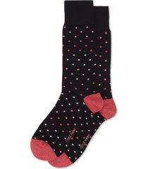 cole haan men's dot dress socks