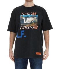 heron preston os herons t-shirt
