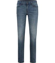 the jone slimfit jeans fw19 blue denim