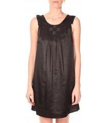 korte jurk vero moda robe pepper 10049488 noir