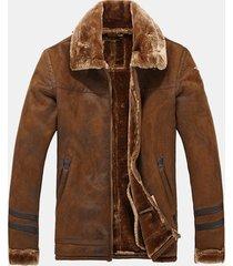 7041137e5b giacca in pelle scamosciata per uomo in camoscio scamosciato in camoscio  scamosciato