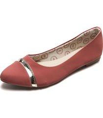 baleta rosada milli 28
