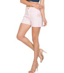 short jeans lucia figueredo rosa