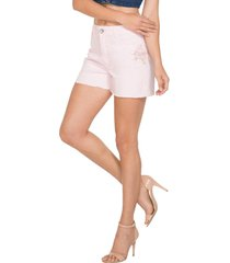 short jeans lucia figueredo rosa
