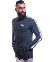 blusa shatark jogger - cinza escuro