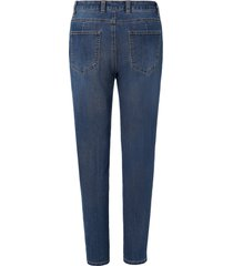 7/8-jeans met bandje langs de zijnaden van emilia lay denim