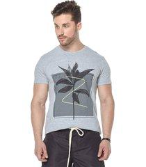 camiseta osmoze 24 110112792 cinza - cinza - masculino - dafiti