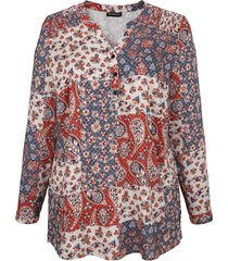 blouse m. collection bruin