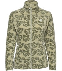 tinnhølen microfleece jacket outerwear sport jackets grön skogstad