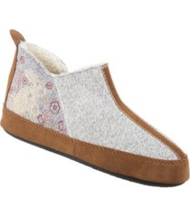acorn women's forest bootie slippers women's shoes