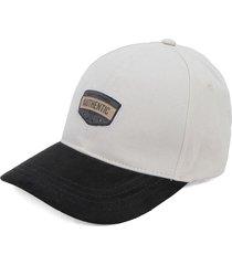 gorra gris-negro colore