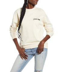 women's vero moda you can sweatshirt