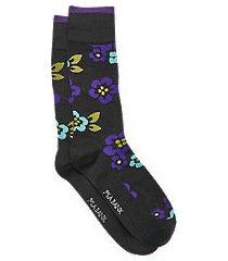 travel tech flower power socks, 1-pair