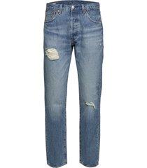 501 93 straight bike dx jeans blå levi´s men