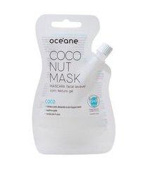 máscara facial de coco oceane | océane | 35ml
