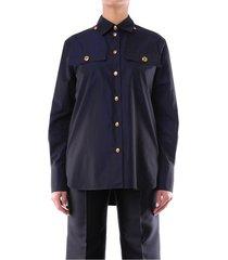 bw60l612he klassiek overhemd met lange mouwen