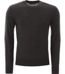 dolce & gabbana shaved wool pullover