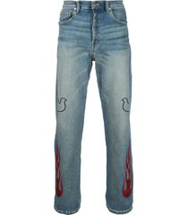 dove flame jeans