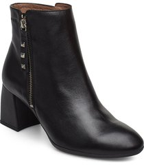 i-7708 shoes boots ankle boots ankle boots with heel svart wonders