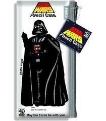 helix star wars retro pencil case - 40th anniversary ed - darth vader