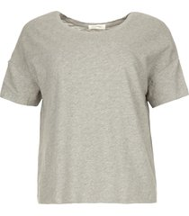 katoenen t-shirt sonoma  grijs