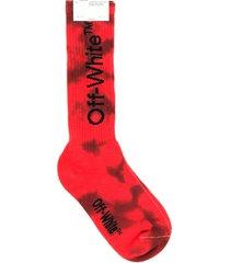 tie-dye cotton socks