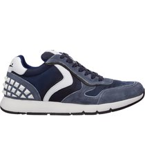 scarpe sneakers uomo camoscio reubent studs