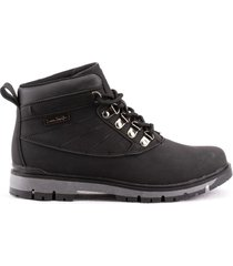 botas de mujer o.p. boots yavel m2a - negro