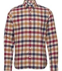 alberto 5047 overhemd casual multi/patroon nn07
