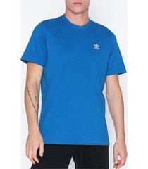 adidas originals essential t t-shirts & linnen blue