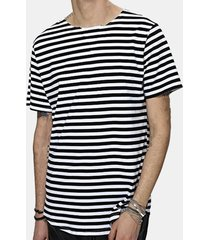 magliette a maniche corte da uomo a manica corta stampate a manica lunga con stampa hip-hop