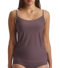 women's commando butter camisole, size x-small - brown
