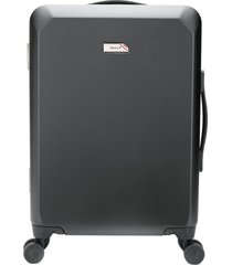 bally shell carry-on luggage - black
