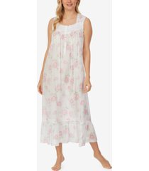 eileen west printed cotton lawn ballet nightgown