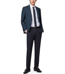 boss men's nobis6 slim-fit blazer