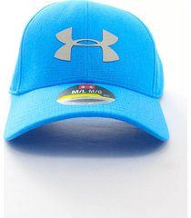gorra para hombre under armour 1273200-428 coolswitch - azul
