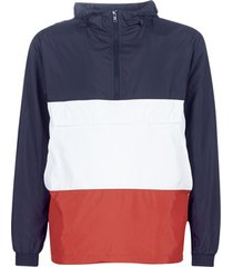 sweater urban classics 3-tone hoody
