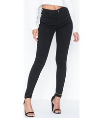 river island amelie black jeans skinny