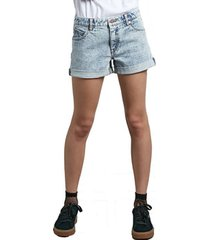 korte broek volcom stoned short rolled