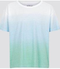 t-shirt i bomull - grön