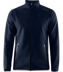 craft vest men emotion full zip jacket dark navy