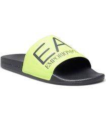 slipper visibility s shoes summer shoes pool sliders grön ea7