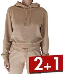 bread and boxers hoodie by biderman * gratis verzending *