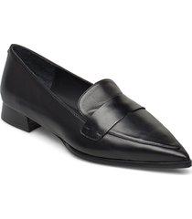 shoes 5001 loafers låga skor svart billi bi