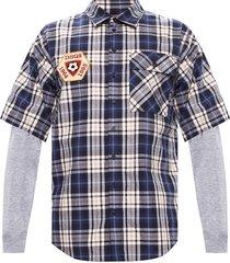 geruit overhemd