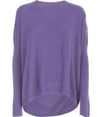 liviana conti oversized sweater l/s down neck