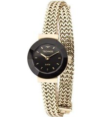 relógio feminino technos elegance mini 5y20ip/4p aço